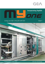 MYone - the publication and website showing you how to live your life to the full with GEA