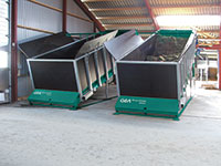 MM8 silage bunkers from GEA Mullerup