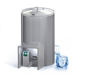 VCool silo tank