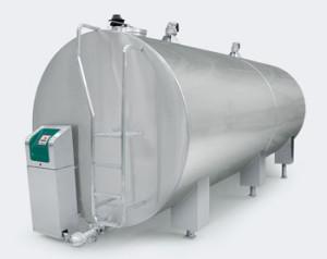 A TCool bulk milk tank