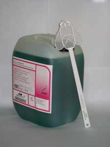 Protect against flies and summer mastitis