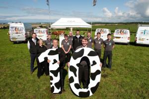 The DairyFlow team